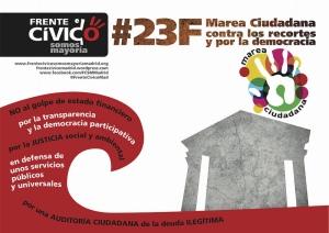 marea ciudadana madrid 2